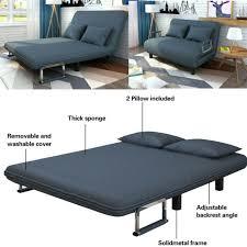 convertible sofa sleeper azspring