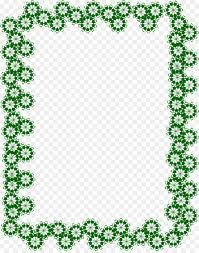 Free Transparent Green Border Download Free Clip Art Free