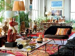 Bohemian Living Rooms Pleasing Bohemian Living Room Decor