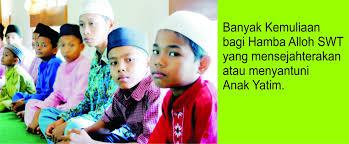 Image result for anak yatim