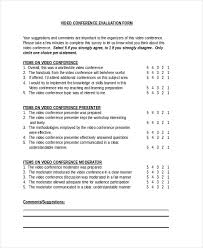 Sample Course Evaluation Form Custom Conference Evaluation Forms Templates Kordurmoorddinerco