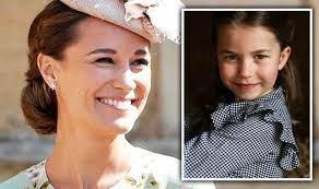 Kate Middleton sister: The sweet link between Pippa Middleton and Princess  Charlotte | Royal | News | Express.co.uk
