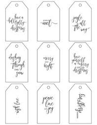 Tags For Gifts Templates Free Printable Blank Gift Tags Template Knit Happens Well So