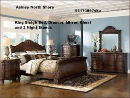 Old World Bedroom Furniture Perfect Ashley Furniture King Size Bedroom Sets On King Size