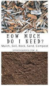 how to measure for how much mulch you