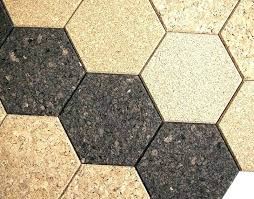 cork board tiles hexagon wall an company offers these also in other shapes great acoustic uk