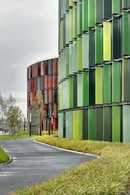 office facades. Gallery Of Cologne Oval Offices / Sauerbruch Hutton - 3   Office, Facades And Architecture Office