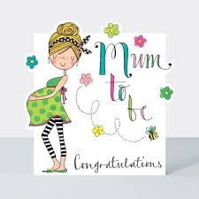 Mum To Be Greeting Card Mum To Be Pregnancy Congratulations Cards Mum To Be Card Baby Shower Card Mummy To Be Card Pretty Card