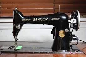Using A Singer Sewing Machine