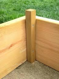 building raised vegetable garden beds build for your en coop free plans bed frame