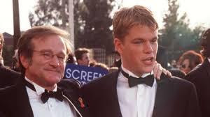 Matt Damon says he 'owes everything' to Robin Williams
