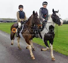 Image: Olivia Murray and Polly Barker - Bedale at Tunstall, Catterick |  Oakham, Rutland Photographer