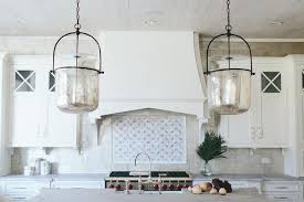 mercury glass smokebell kitchen pendant lights