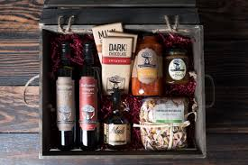 fresh to market gift basket