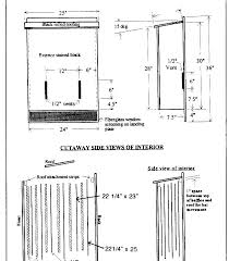 bat house plans free bat house plans free new build a bat house plans
