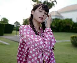 bangkok spotted in polka dots