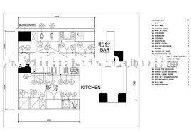 restaurant kitchen equipment layout. Wonderful Restaurant Commercial Kitchen Equipment Modern Restaurant  Home  Design Decorating For Layout N