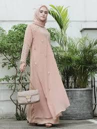 Sebetulnya, memilih model baju kondangan bukanlah hal yang rumit. Tren Baju Kondangan Hijab Terbaru 2019 Cantik Nggak Pakai Ribet