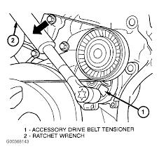 2004 dodge sprinter serpentine belt routing and timing belt diagrams rh 2carpros 97 dodge cummins belt routing 2011 dodge ram belt routing