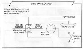 alarmsellout llc flasher horn honk circuit