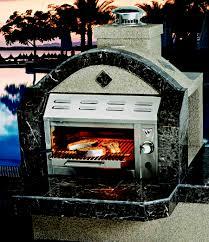 Salamander Kitchen Appliance Restaurant Equipment Is Finding Its Way Into Outdoor Kitchens