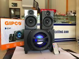 ĐÁNH GIÁ] Loa Máy Tính 2.1 GIPCO G309U có bluetooth – Hàng chính hãng - Bảo  hành 12 tháng., Giá rẻ 499,000đ! Xem đánh giá! - Cửa Hàng Giá Rẻ