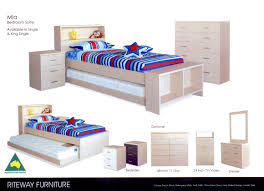 King Single Bedroom Suite Good Color Paint For Bedroom