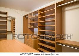 empty walk in closet. Picture - Empty Walk In Closet. Fotosearch Search Stock Photography, Photos, Prints Closet