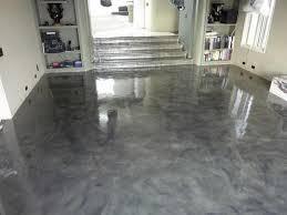 paint cement floor basement sink