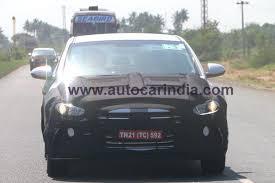new car launches by hyundai india2017 Hyundai Elantra Spied Testing Launch By November  MotorBeam