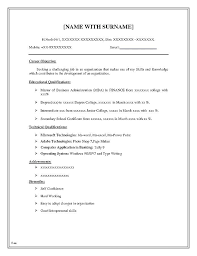 Mba Resume Objective Resume Example Inspirational Mba Application Beauteous Mba Application Resume