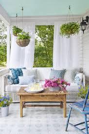 front porch furniture ideas. Pretty Spring Front Porch Decorating Ideas (1) Furniture