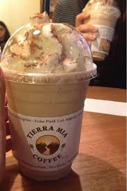 Reviewing the tierra mia coffee rice and beans plus the horchata latte. Horchata Near Me