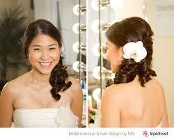 wedding makeup artist and hair stylist for city hall san francisco