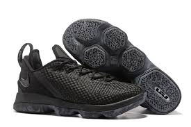 lebron james shoes 2016 low. nike lebron 14 low basketball shoes all black lebron james 2016