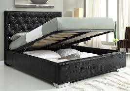 Modern Black Bedroom Sets Michelle Black Bedroom By At Home Usa With Storage