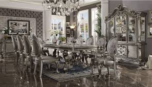 acme versailles dining table