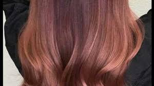 148 Trendige Rose Golden Frisuren Die Sie Dieses Jahr Stolz Zeigen