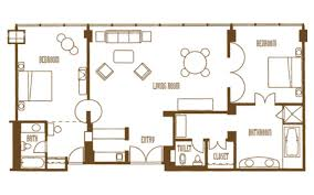Mirage Two Bedroom Tower Suite Cool Ideas
