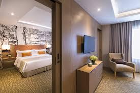 Grand Mercure Bangkok Fortune One Bedroom Suite - One bedroom suite