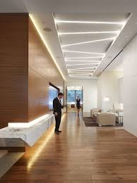 cove lighting design. Corporate Design Archives - CDL. Perimeter Cove Lighting With Angled Linear Fixtures. I