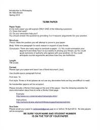 How To Write A Good Philosophy Paper How To Write A Philosophy