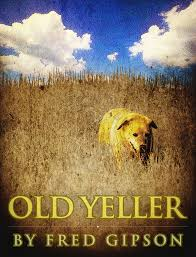 old yeller travis table of contents