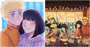 Naruto: 10 Naruto & Hinata Fan Art That's Absolutely Adorable