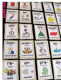 A fun activity for both kids and adults is this whiteboard race that focuses on prefixes. Miss Giraffe S Class Prefixes And Suffixes Teaching Ideas For First Grade And Kindergarten