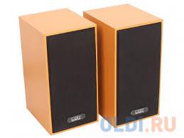 <b>Колонки CBR CMS 635</b> 2.0 Wood/Black — купить по лучшей цене ...