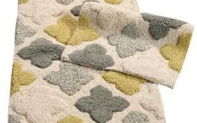 round rug blue set clearance kohls and contour purple plush rugs fieldcrest sonoma bath threshold yellow
