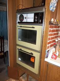 Gas Double Oven Wall Magic Chef Gas Double Wall Oven
