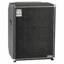4x10 Guitar Cabinet Ampeg Svt 410hlf 4x10 Inch 1200w 4ohm Front Ported Bass Cabinet