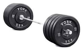 york barbell set. i\u0027m looking for a decent barbell and set of bumper plates home. specifically my apartment that i can drag outside do olympic lifts whenever york